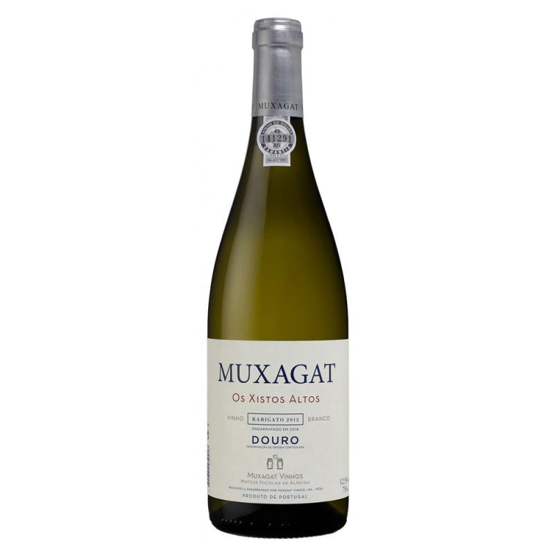 Muxagat Os Xistos Altos 2014 White