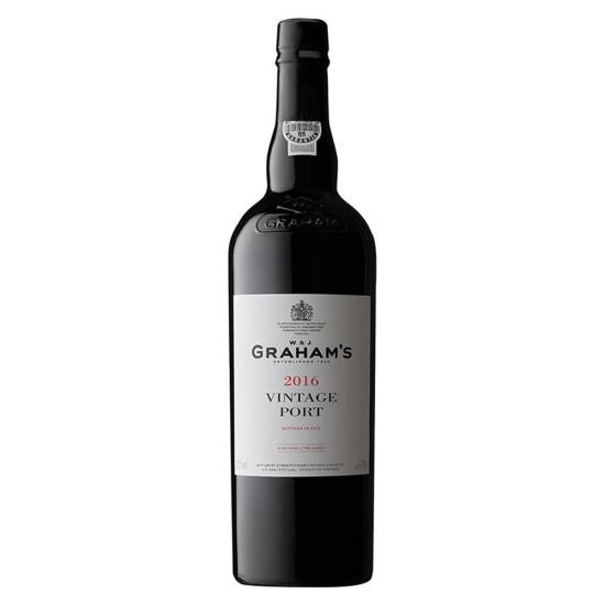 Graham's Vintage Port 2016