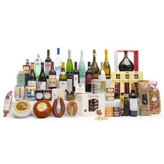 Christmas Hamper Europe