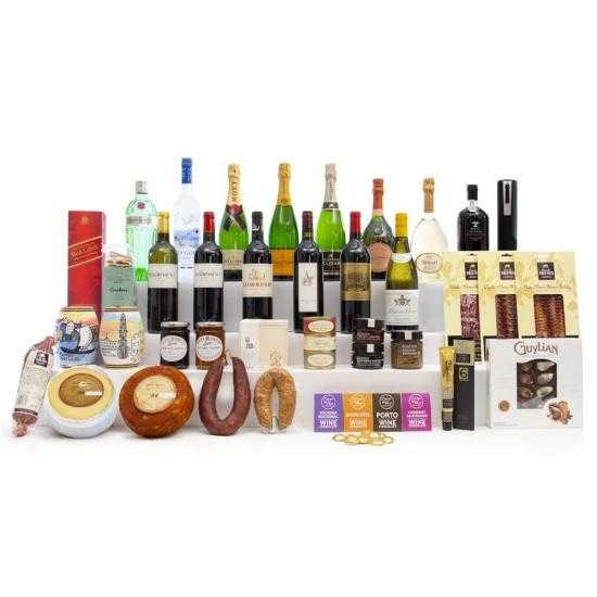 Christmas Hamper France