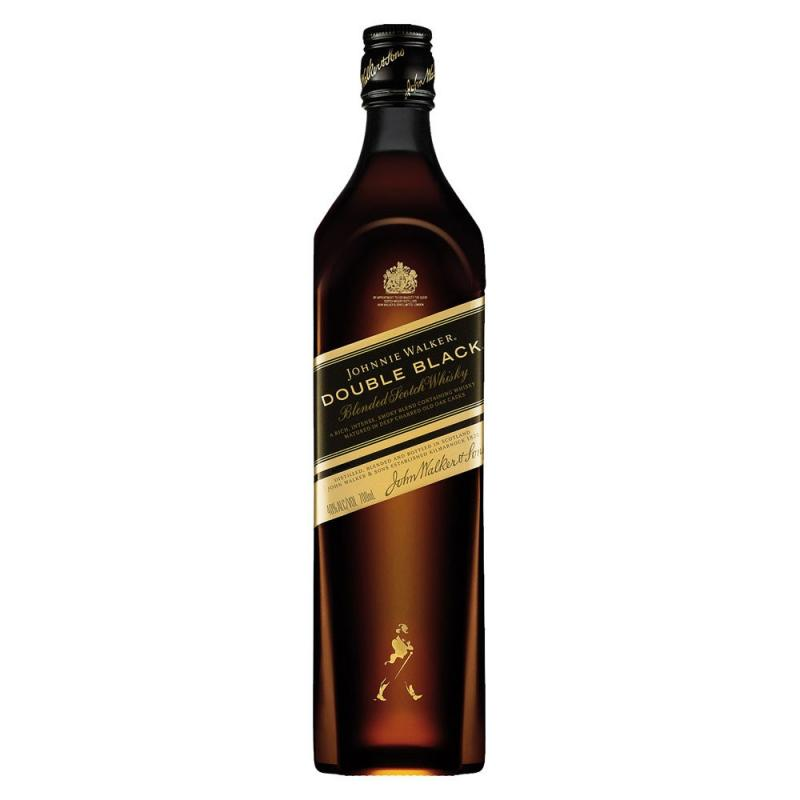 Johnnie Walker Double Black Label Whisky