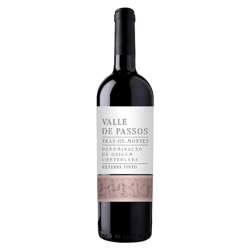 Valle de Passos Reserva 2015 Red