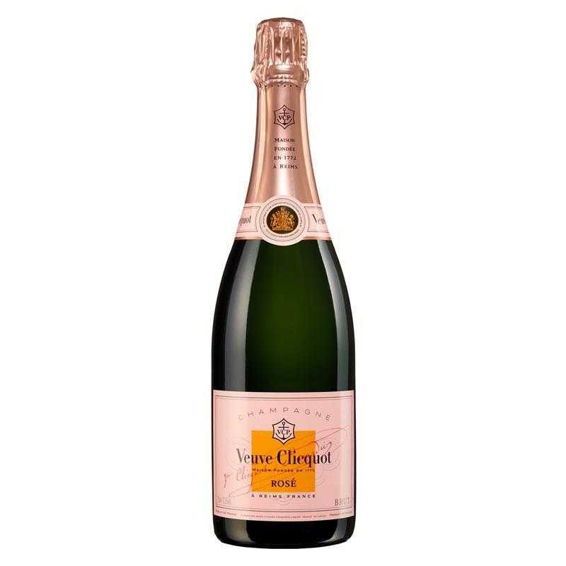 Veuve Clicquot Rosé Champanhe