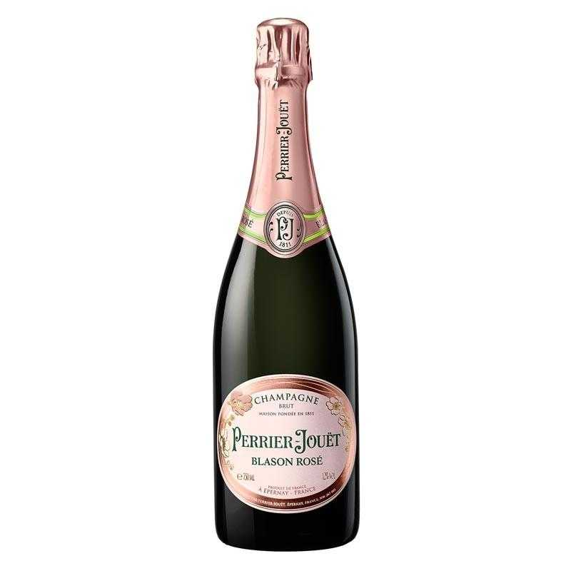 Perrier-Jouët Blason Rosé Champanhe