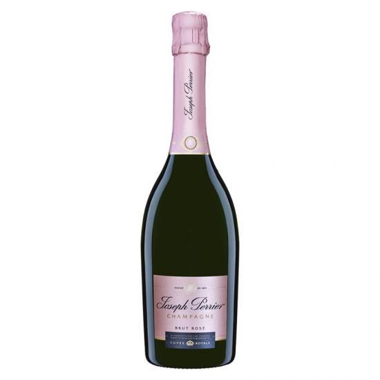 Joseph Perrier Cuvée Royale Brut Rosé Champagne