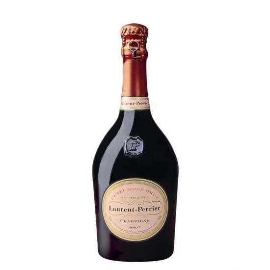 Laurent-Perrier Cuvée Rosé Champanhe