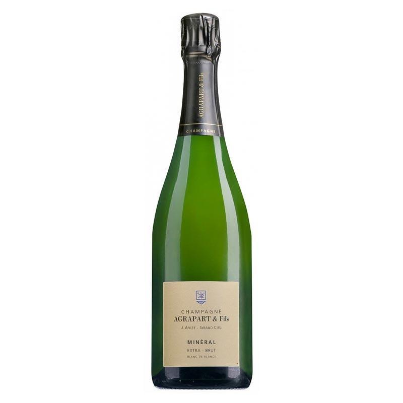 Agrapart Minéral Extra Brut Blanc de Blancs Champagne