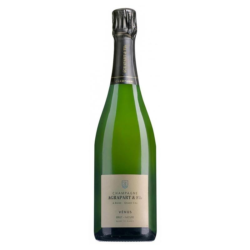 Agrapart Vénus Brut Nature Blanc de Blancs Grand Cru Champagne