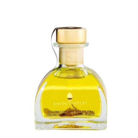 White Truffle-Flavoured Extra Virgin Olive Oil