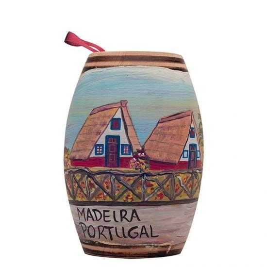 Barrica Madeira com Trufas de Chocolate