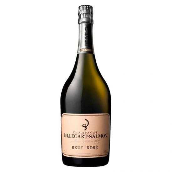 Billecart-Salmon Brut Rosé Champanhe - 150cl