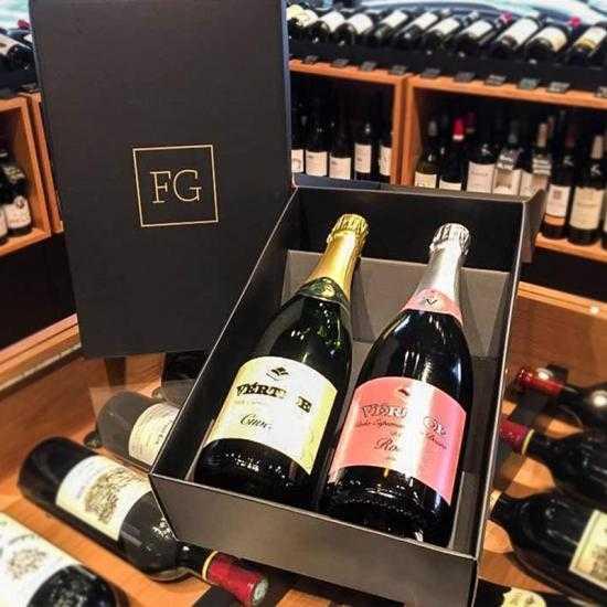 Pack Sparkling Wine Vértice Brut + Rosé