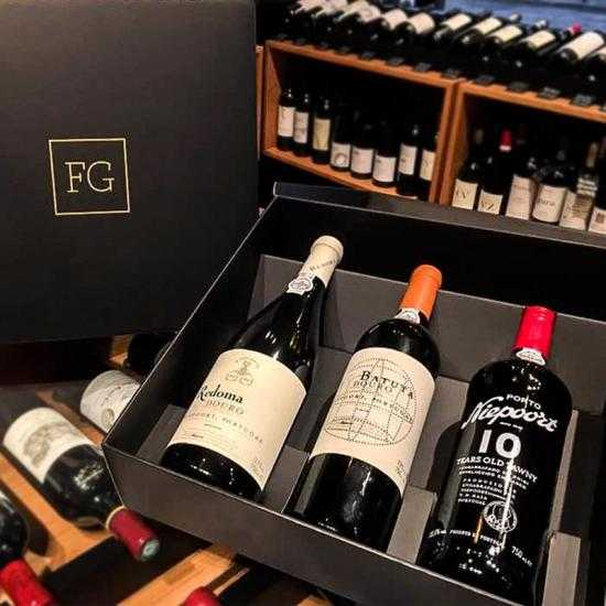 Pack Niepoort Redoma Reserva White + Batuta Red + Port 10 Years Old