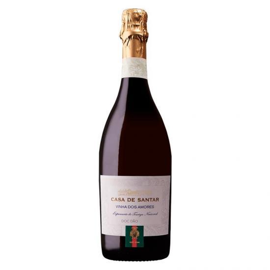 Casa de Santar Vinha dos Amores Blanc de Noir Bruto Sparkling Wine