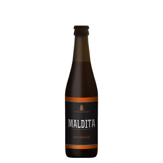 Beer Maldita English Barleywine - 50cl