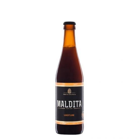 Beer Maldita Wheatwine - 50cl