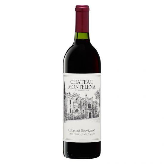 Château Montelena Cabernet Sauvignon 2016 Red
