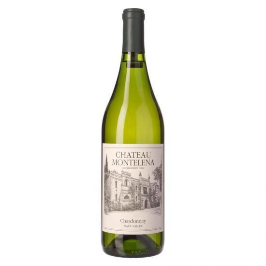 Château Montelena Chardonnay 2017 Branco