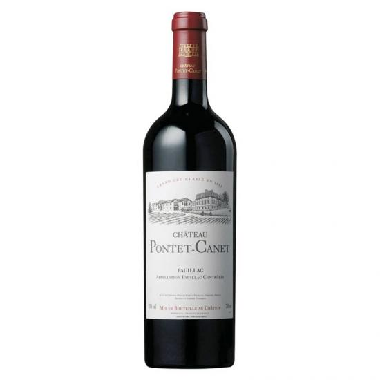 Château Pontet-Canet 2013 Red