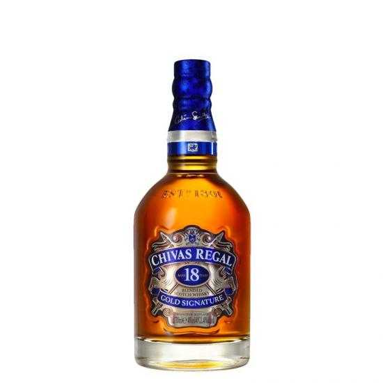 Chivas Regal 18 Anos Whisky