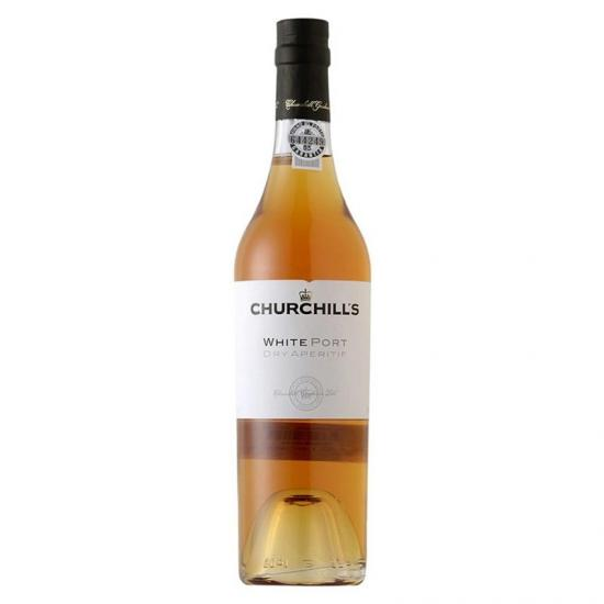 Churchill's Dry White Porto - 50cl