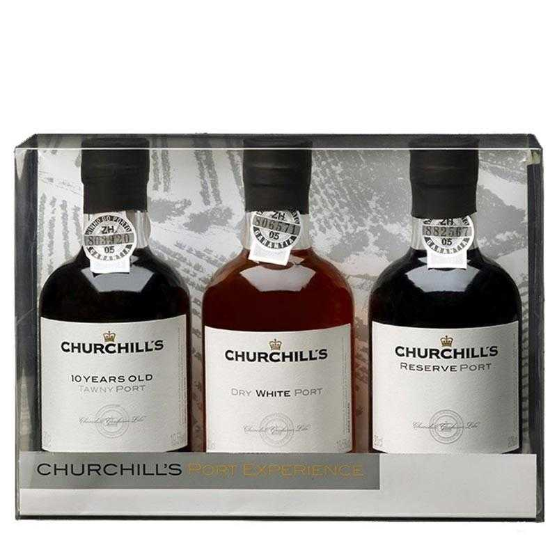 Churchill's Port Experience Porto - 20cl