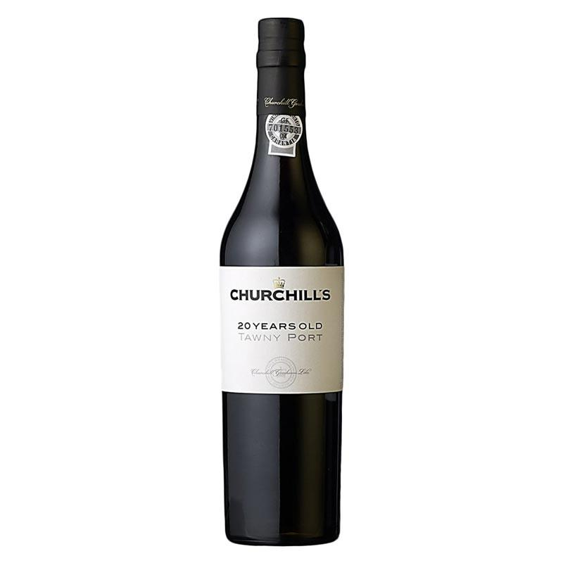 Churchill\'s Tawny 20 Years Old Port - 50cl