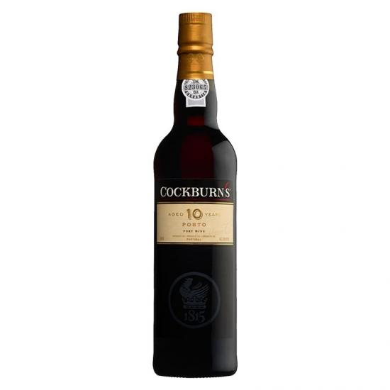Cockburn's 10 Anos Porto