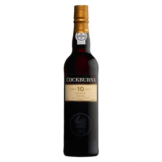 Cockburn's 10 Anos Porto