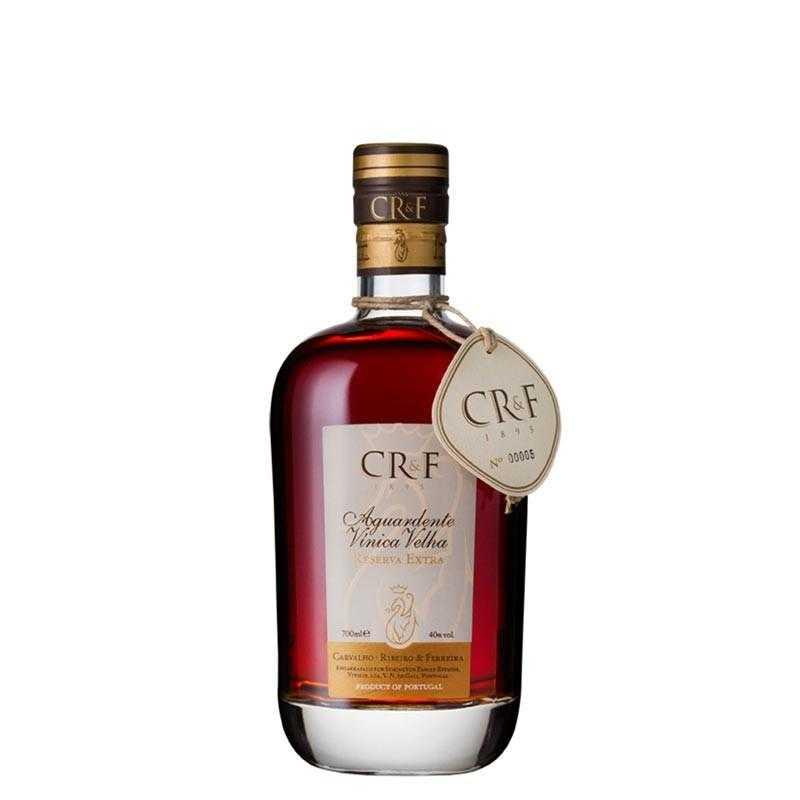 CR&F Extra Reserva Brandy