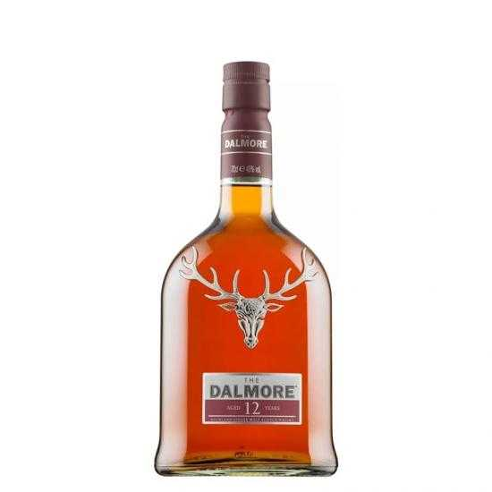 The Dalmore 12 Anos Whisky