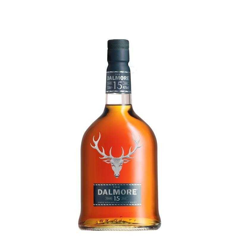 The Dalmore 15 Anos Whisky