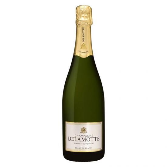 Delamotte Blanc de Blancs Champanhe