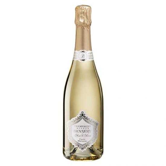 Devavry Cuvée Marianne Blanc de Blancs Champanhe