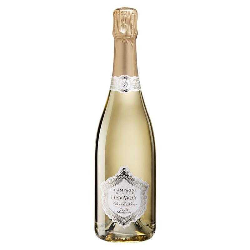 Devavry Cuvée Marianne Blanc de Blancs Champagne