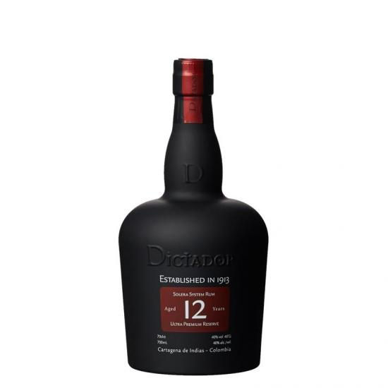 Dictador 12 Year Old Rum