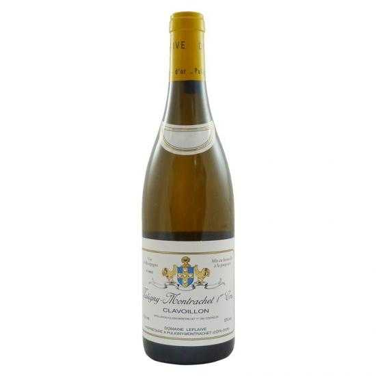 Domaine Leflaive Puligny Les Clavoillon 2014 White
