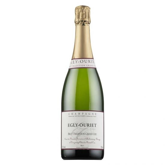 Egly-Ouriet Brut Tradition Grand Cru Champanhe