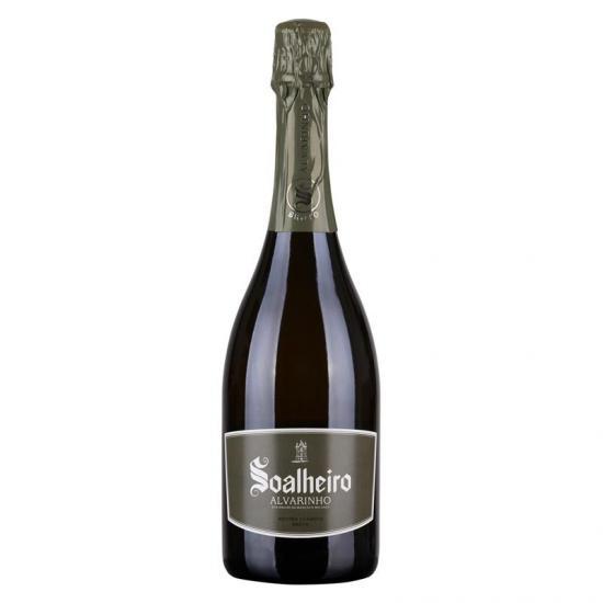 Sparkling Wine Soalheiro Brut Alvarinho - 150cl
