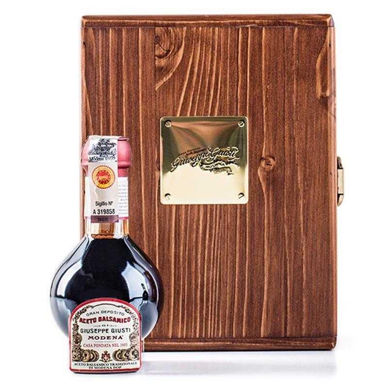 Giuseppe Giusti Traditional Balsamic Vinegar Affinato of Modena