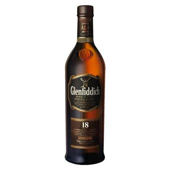 Glenfiddich 18 Anos Whisky