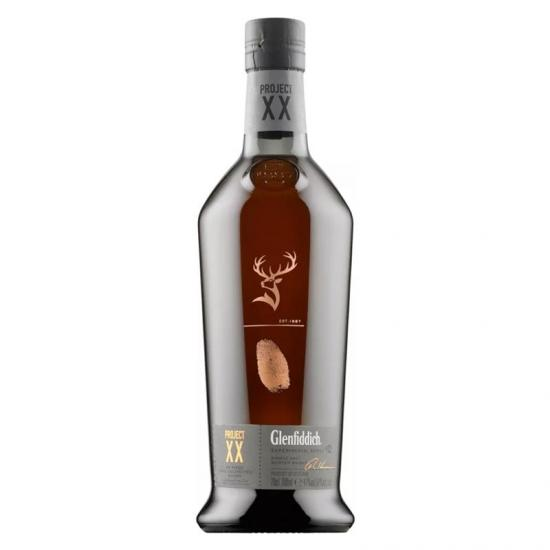 Glenfiddich Project XX - Experimental Series 02 Pack Whisky