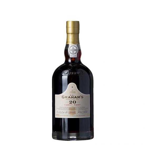Graham\'s 20 Years Port