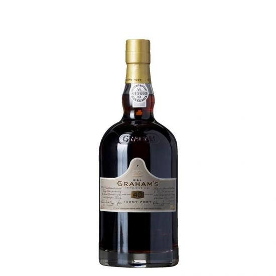 Graham\'s 40 Years Port