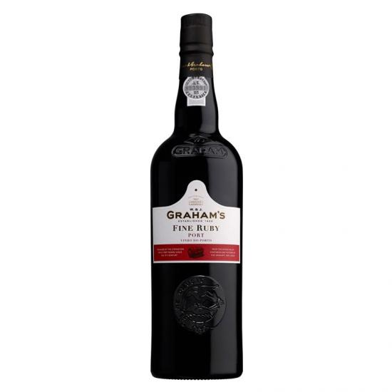 Graham\'s Fine Ruby Port