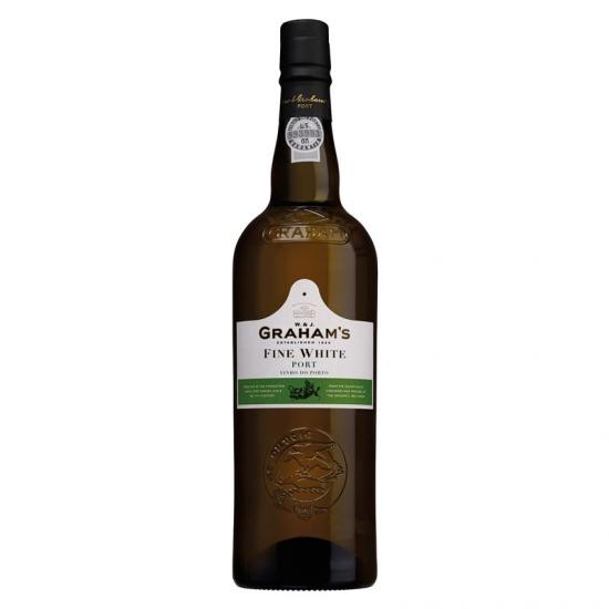 Graham\'s Fine White Port