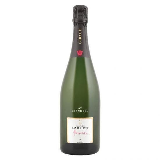 "Henri Giraud ""Hommage à François Hémart"" Brut Champagne"