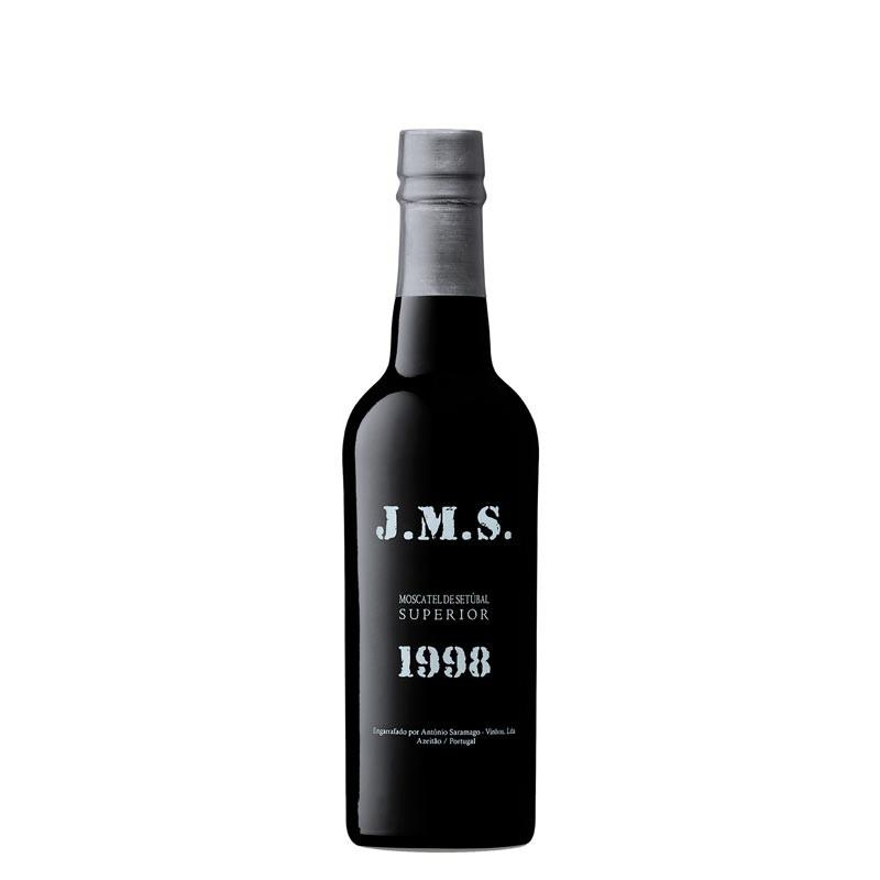 J.M.S. Superior 1998 António Saramago Moscatel- 37,5cl