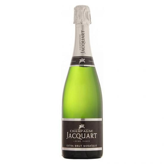 Jacquart Extra Brut Mosaïque Champanhe