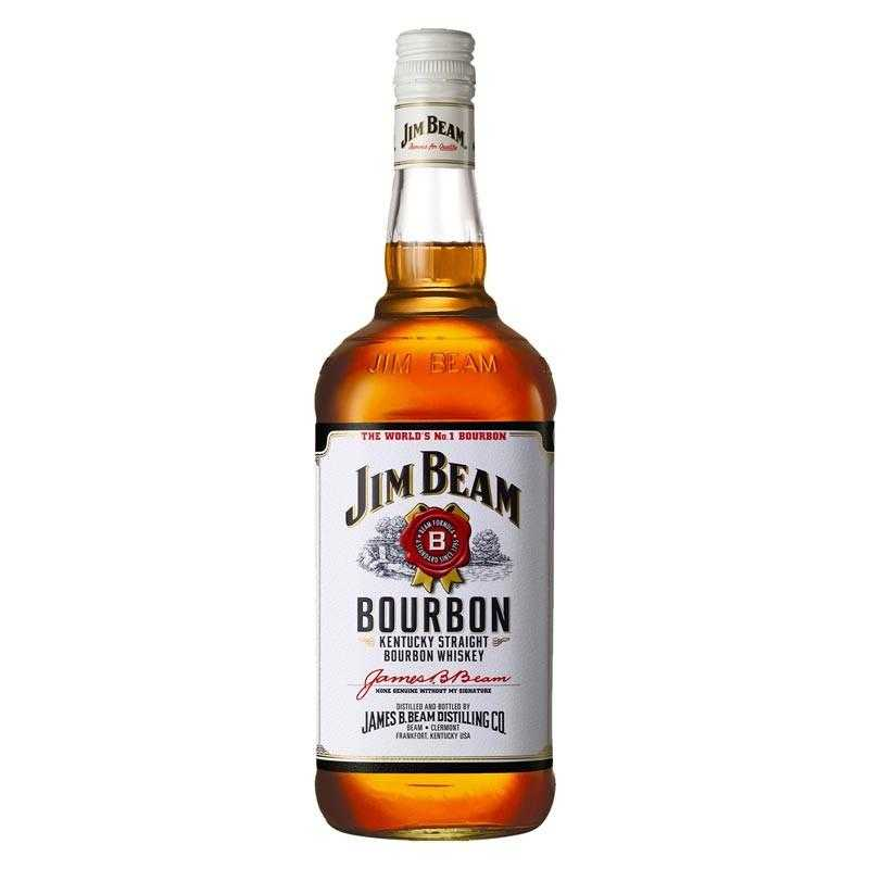 Jim Beam White Label Whisky